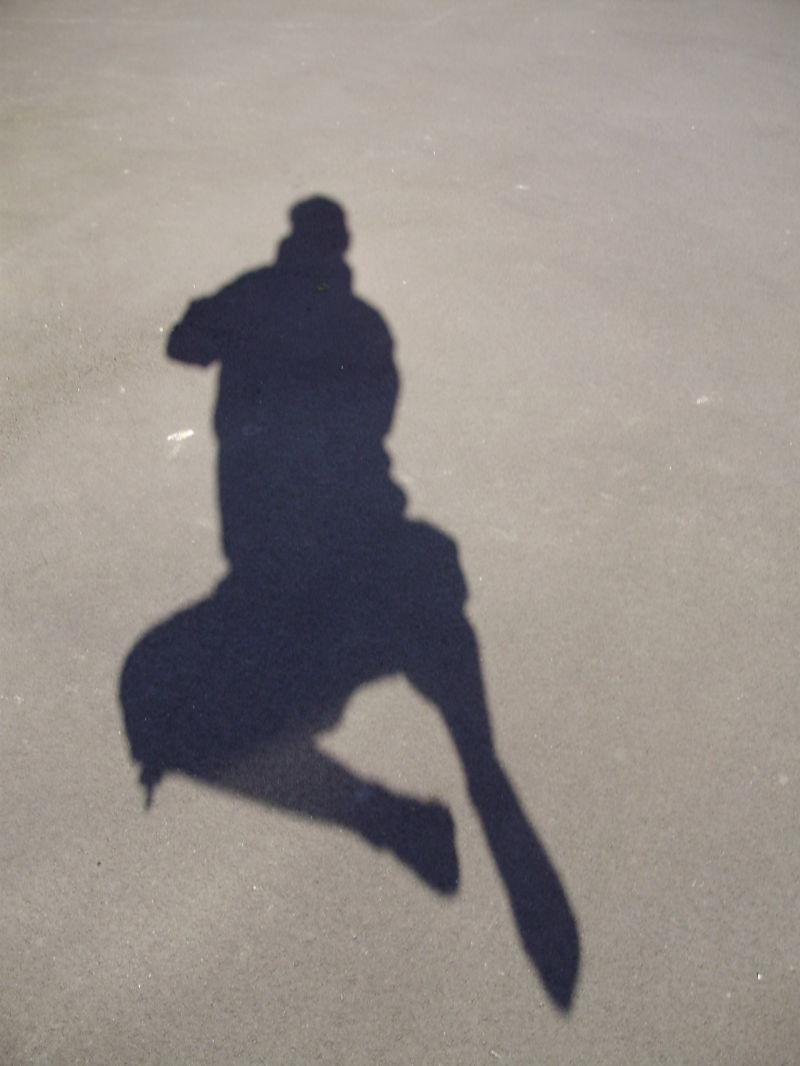 When Shadows Jump For Joy