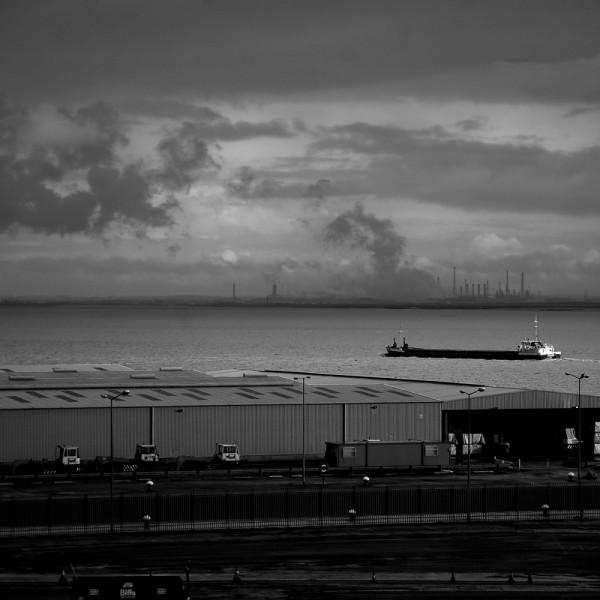 Port of Hull, England