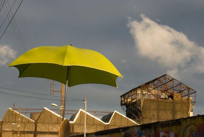 parapluie industriel