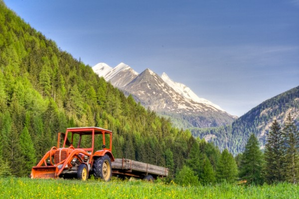 Heilingenblut Austria