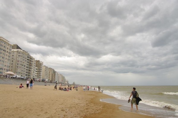 ostend seaside