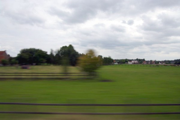 LANDSCAPE TRAIN
