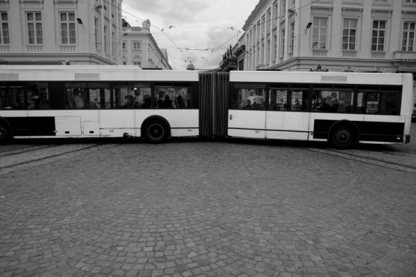 bus brussels