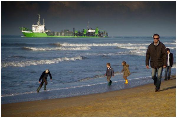 sea, land & people