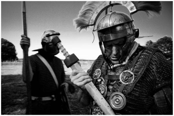 the power of the roman sword
