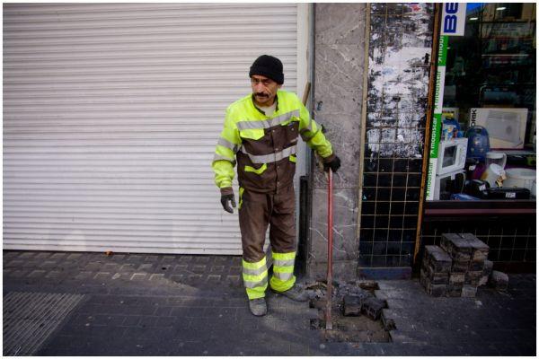 brussels working man