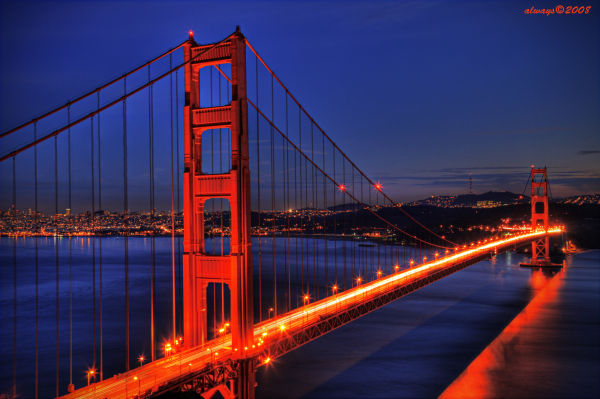 The beautiful city of San Francisco (III)