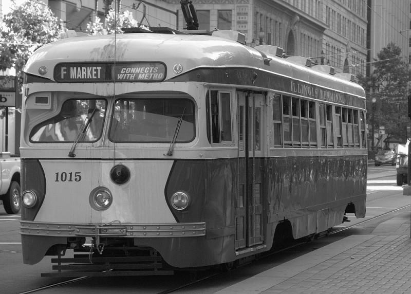 Market Street Streetcar