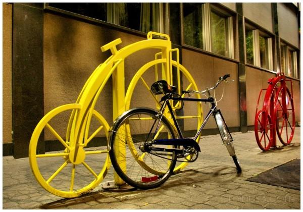 Bike On Bike