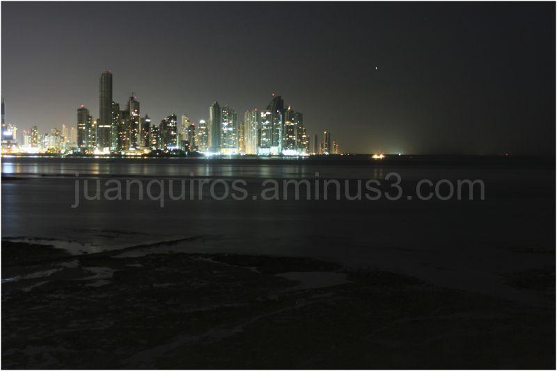 Panama City nigth