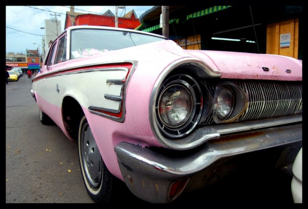 Kensington Market Toronto, Pink Cadillac