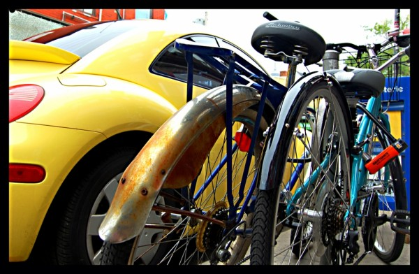 Kensington Market Toronto Beetle Curve Bike