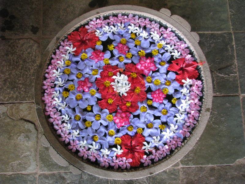 Flowery Arrangement