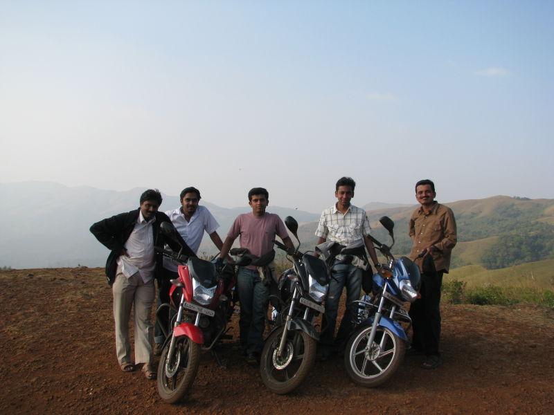 Biking Gang