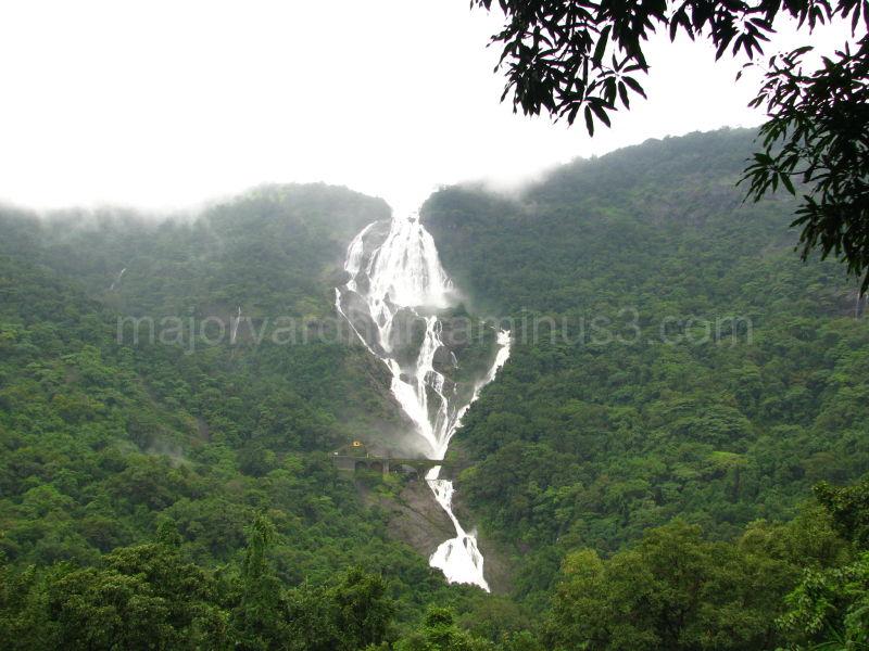 Doodhsagar falls