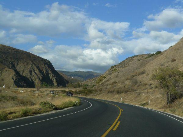 38 Highway to Angeles Forest & deBenneville Pines