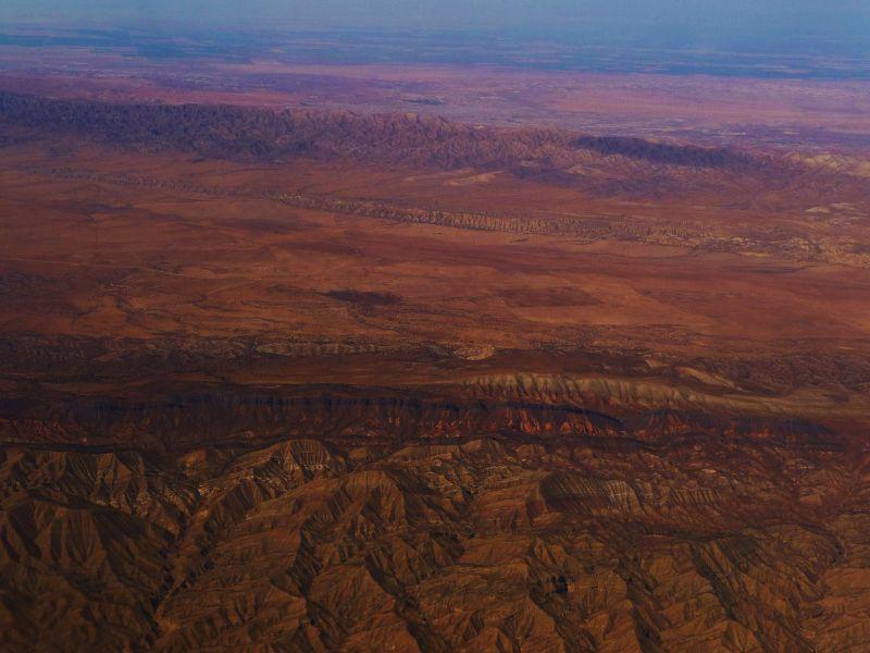 Southern California's San Andreas Faultline