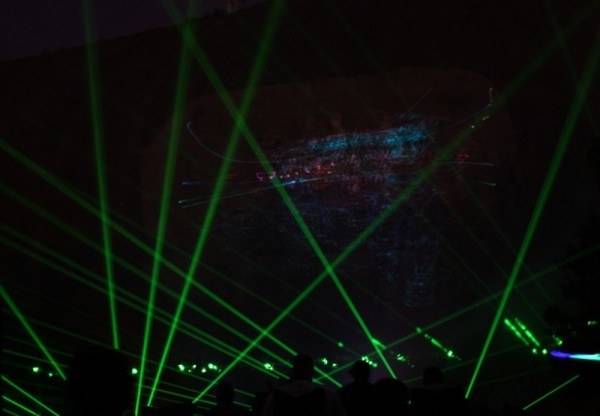 18 - Laser Show