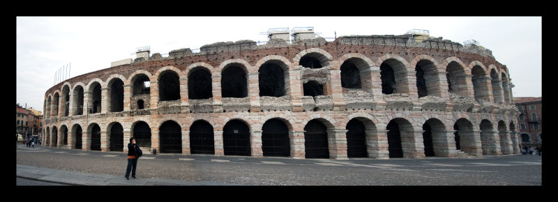 Verona's circus