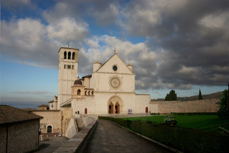 San Francisco, Assisi