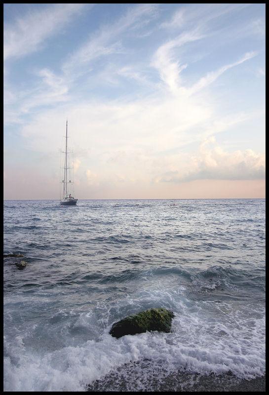 Landscape from Amalfi