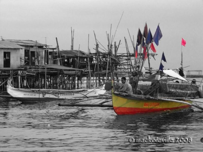life at sea...