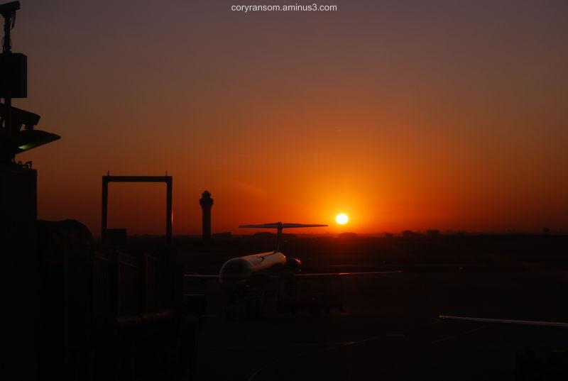 Dallas sunrise