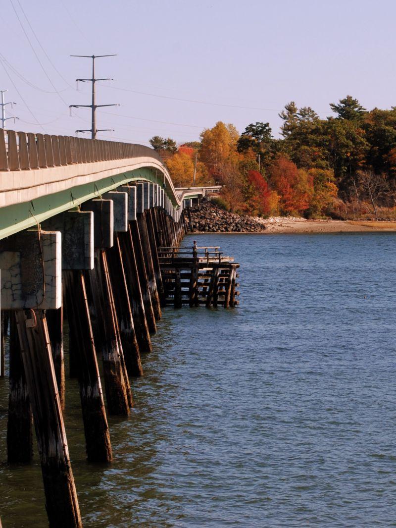 Bridge crossing
