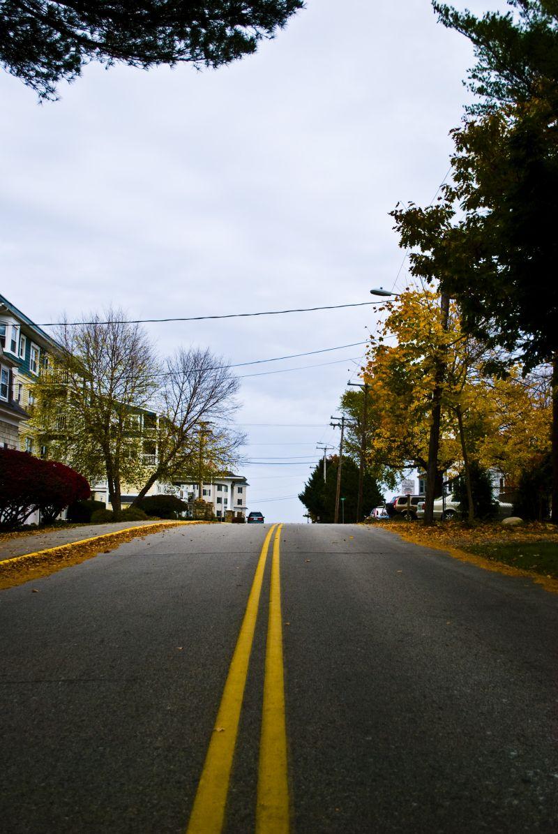 Ogunquit road