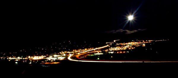 Silverthorne Night