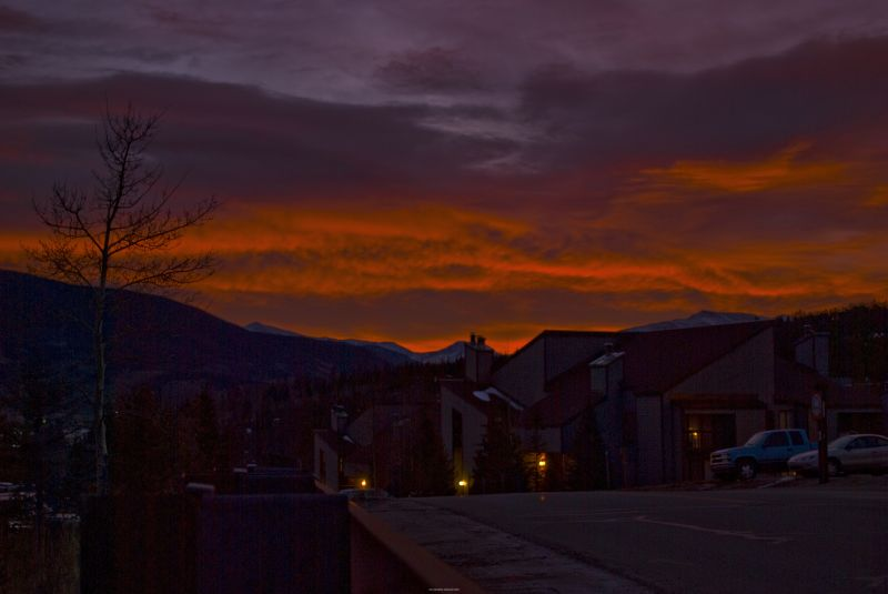 Porch Sunrise