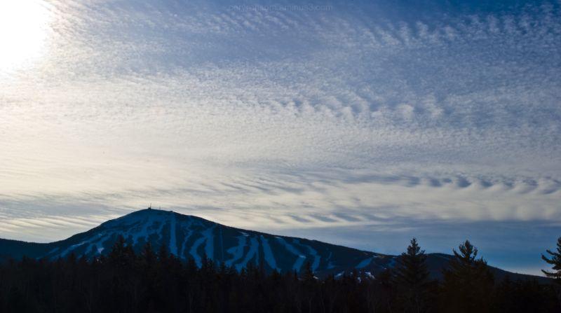 Sugarloaf Clouds