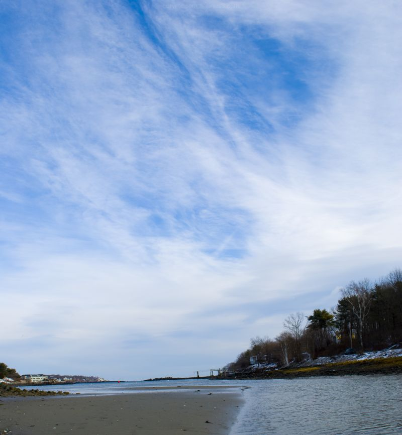 harbor sky
