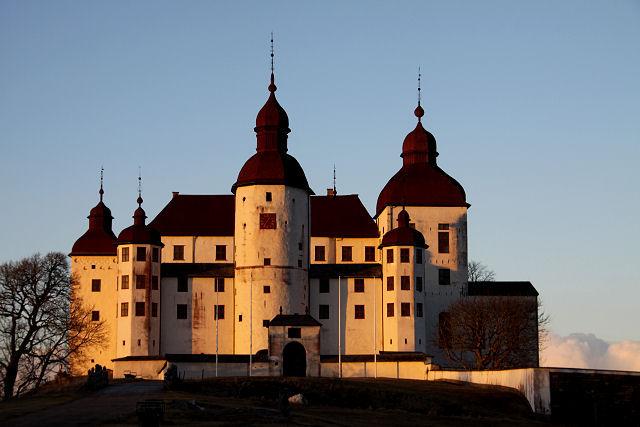 A nice castle