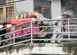 people Bangkok streetlife