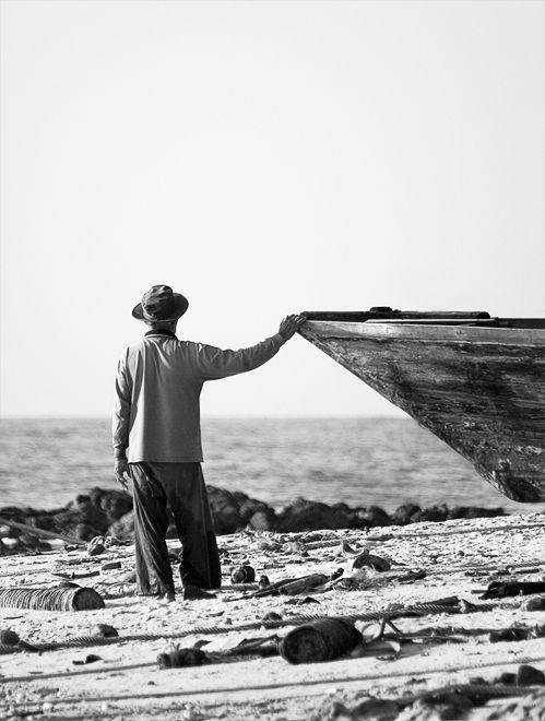 fisherman visser Ban Taling Ngam Koh Samui