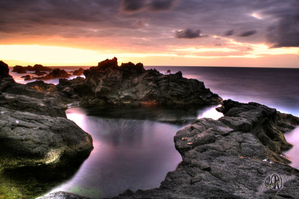 Mosteiros Açores Notte