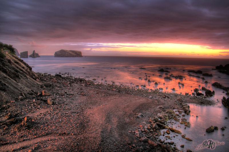 Mosteiros Açores Ilheu Notte