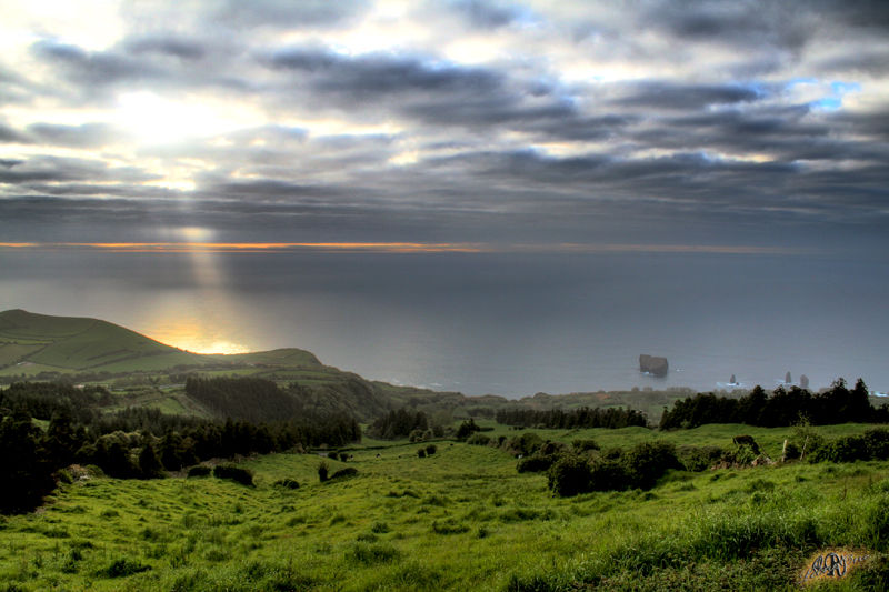 Açores Azzorre Mosteiros Ilheu