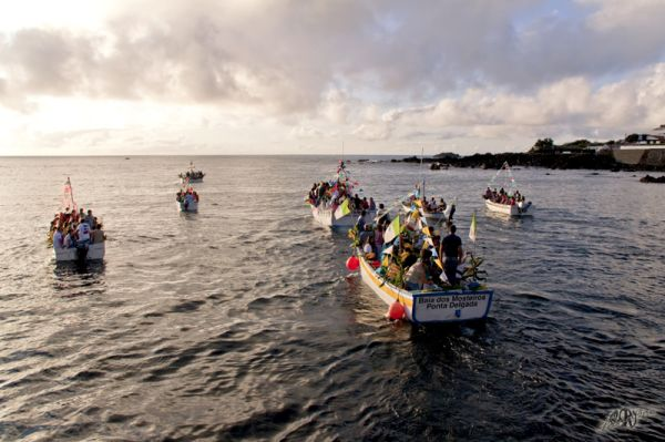 Açores Azzorre Mosteiros Festa