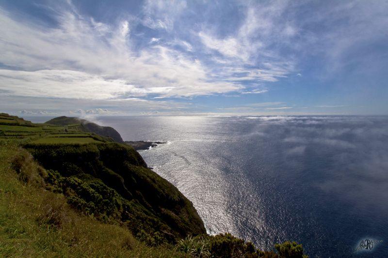 Ponta da Ferraria Açores