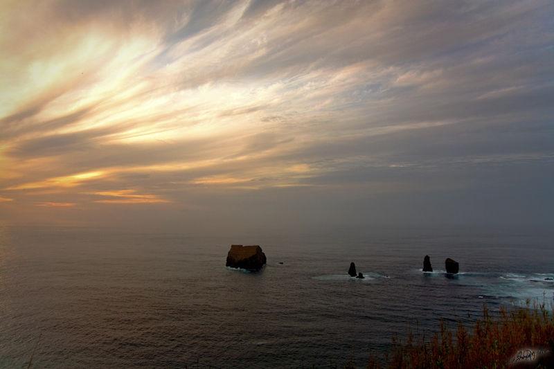 tramonto a mosteiros