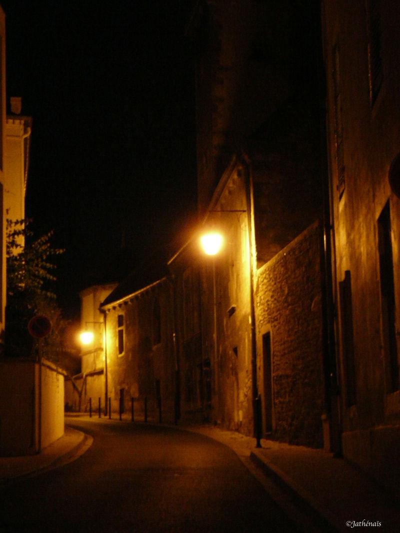 Rue du rocher