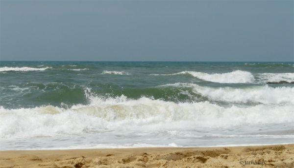 Face à la mer ... (l'océan)
