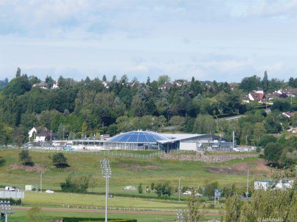 Stade nautique de Bellerive sur Allier