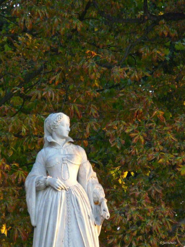 La dame blanche