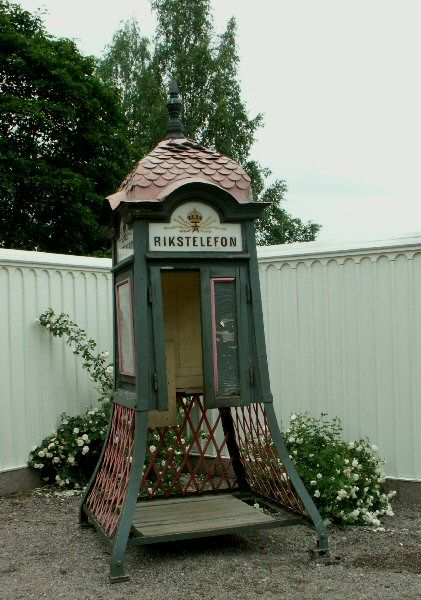 Old Swedish Phone