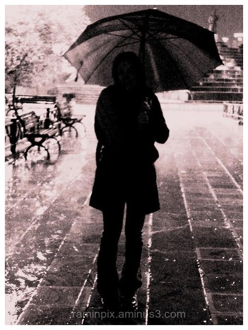 Rain Love Night