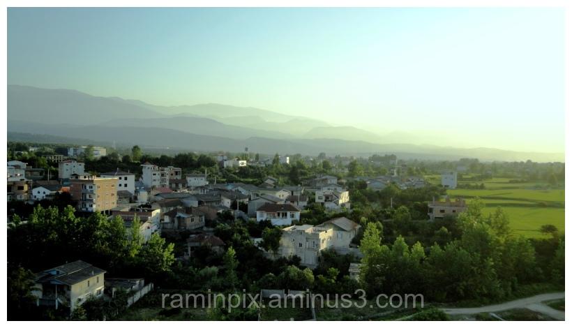Mazandaran, a green land