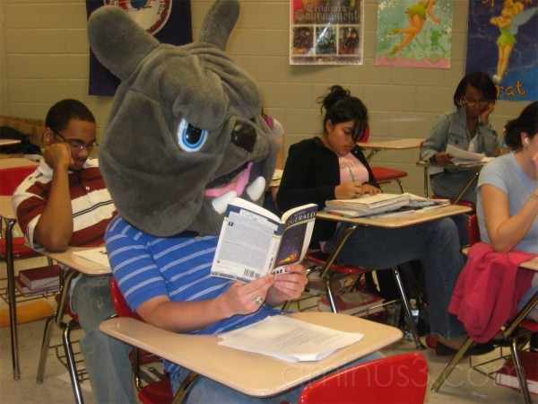 GHS Reads